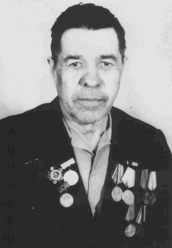 Машьянов Николай Петрович